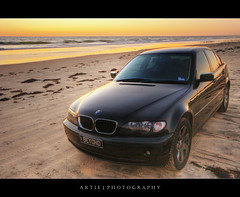 BEYOND Beemer :: HDR photo by :: Artie | Photography ::
