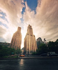 Woolworth Building photo by Philipp Klinger Photography