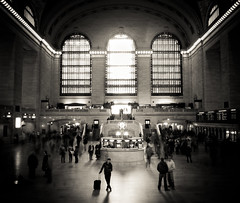 waiting for the call - grand central terminal photo by pamela ross