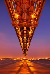 The Bridge is Light photo by Semi-detached