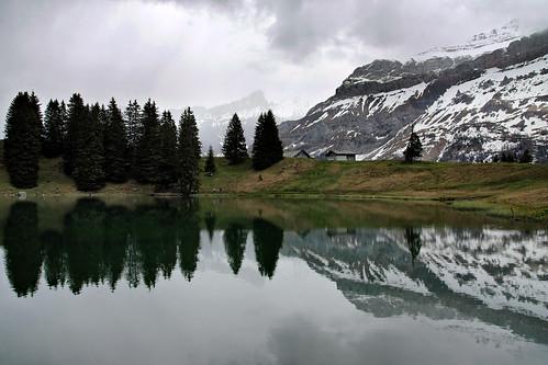 Lac Retaud, Suisse