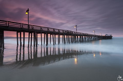 Morning Light - Capitola Pier, Capitola, CA photo by JaveFoto