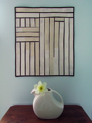 """Barn Door"" - Modern Improvised Art Quilt photo by BooDilly's"