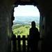 Schafloch - Freie Sicht aufs Mittelmeer, eh Mittelland