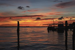 Isla Mujeres Sunset photo by withUibelong