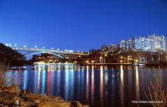 Blue Hour photo by Rafakoy
