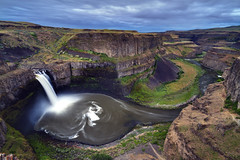 Palouse Falls, Washington (explored) photo by The Flannel Photographer (flannelphotographer.com