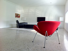 Stunning Minimalist Living Room photo by iBSSR who loves comments on his images