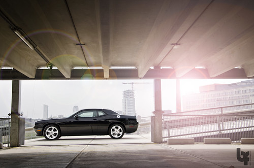 Photoshoot Dodge Challenger R/T Classic (*explored) photo by Bas Fransen Photography