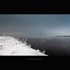 almost b/w norvegian weather photo by stella-mia