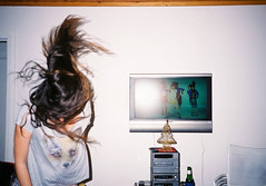 I whip my hair back and forth photo by andrewcbraithwaite