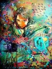 "C215 - ""Take Time to Live"" photo by C215"