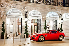 Alfa Romeo 8C Competizione [EXPLORE] photo by Valkarth