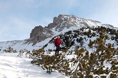 Anstieg zum Weißhorn