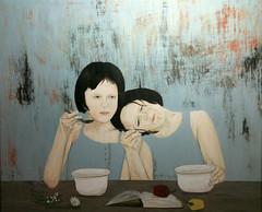 好朋友,我願意為你吃青椒 photo by Yi-Shiang Yang