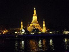 Bangkok River Cruise photo by e_chaya