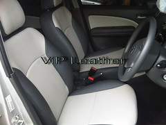Suzuki Splash - Model Standard photo by Jok Mobil - ViP Leather