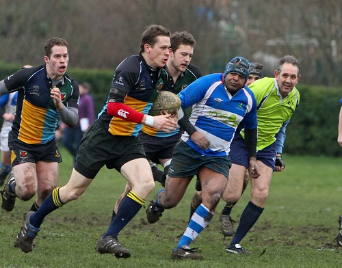 1st XV vs. Old Actonians -16