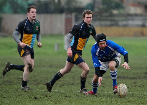 1st XV vs. Old Actonians -23