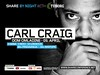 CARL CRAIG @ShareByNight with TUBORG