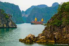 Ha Long Bay, Viet Nam photo by T. Le Thang