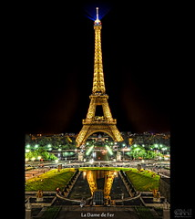 La Dame de Fer (HDR) photo by farbspiel