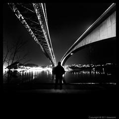 night walk #3 (end) photo by eskedahl