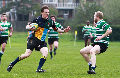 Hackney RFC 1st vs Hendon-7