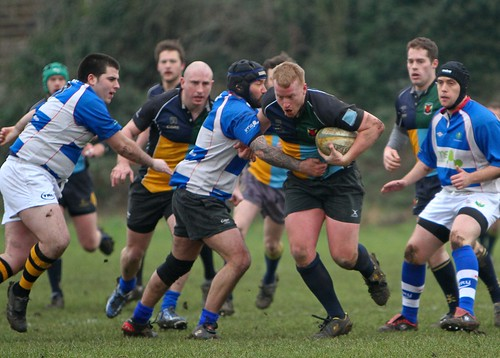 1st XV vs. Old Actonians -2