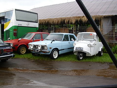 Daihatsu midget,Bemo,trimobile,datsun1200 photo by ngulik22