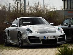Porsche 997 Techart GT Street RS photo by Jan E. Photography