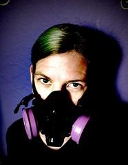 new mask! photo by Skeletal Dropkick