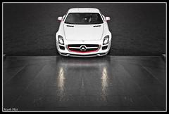 Mercedes-Benz SLS ///AMG photo by Mark Plat