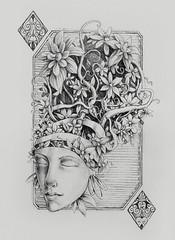 crown of diamonds photo by Tolagunestro
