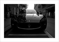 ♛ Maserati GranTurismo ♕ photo by Toni_V