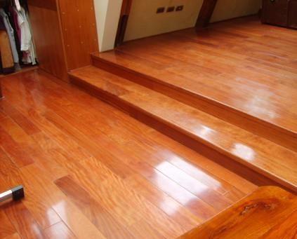 Ventajas de los pisos de madera for Pisos para interiores tipo madera