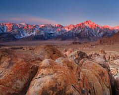 Alabama Hills photo by ©Helminadia Ranford