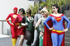 Superheroines photo by shaire productions