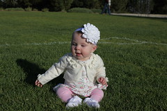Baby in the Park