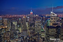 New York City - Top Of The Rock photo by GlobeTrotter 2000
