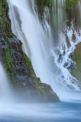 Roaring Seep - Burney Falls, California photo by Joshua Cripps