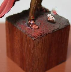 "Yedharo Miniatures YM-5401 ""Spartan King"" -14"