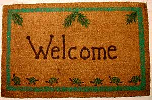 view-welcome-mat