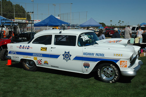 Arizona Highway Patrol car