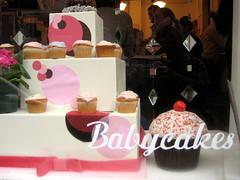 Babycakes storefront