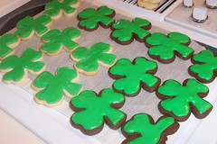 St Patty's Cookies