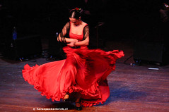 Tarian Flamenco di Spain