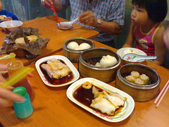Sunday morning dimsum at Victor's Kitchen