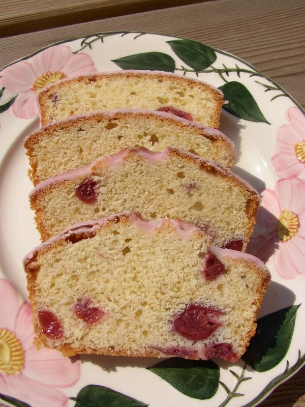 Sonntagskuchen: Pink-Cake