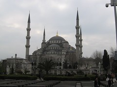 The Blue Mosque (Sultanahmet)
